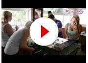 Video stolní fotbal