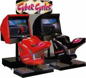 Motorky Cyber Cycles